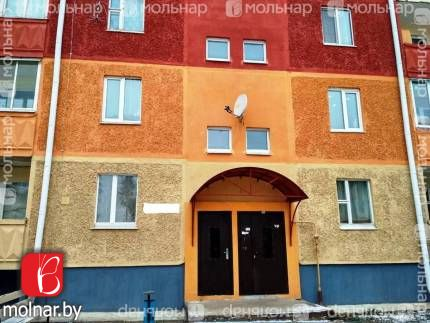 Продается 1-комнатная квартира в поселке Чисть