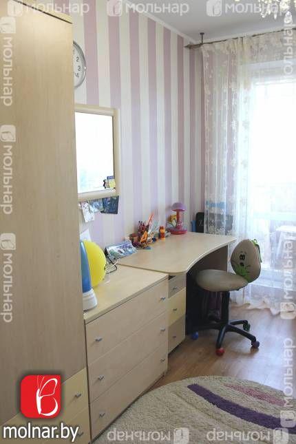 квартира 3 комнаты по адресу Минск, Украинки ул