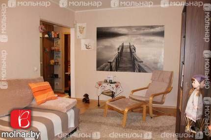 , 51  Продаётся уютная 2-х комнатная квартира в тихом центре Минска:   ул