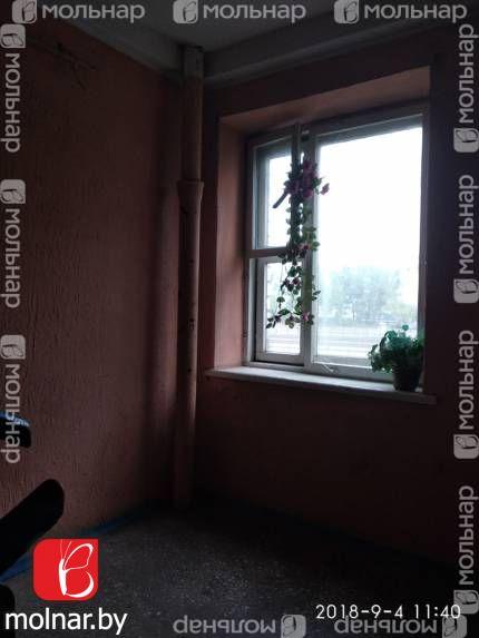 квартира 1 комната по адресу Ждановичи, Линейная ул