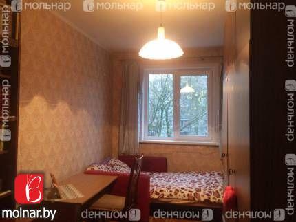 квартира 3 комнаты по адресу Минск, Голодеда ул