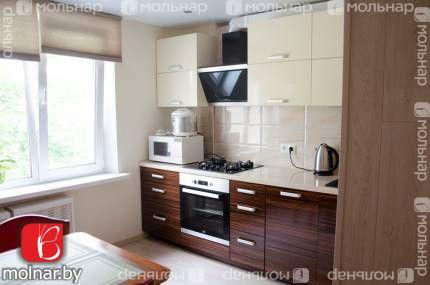 2-комнатная  квартира c хорошим  ремонтом в экологически чистом районе по ул. Барамзиной 10!