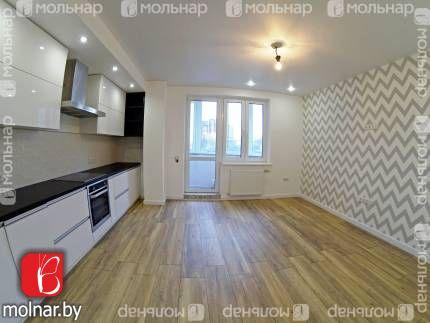 квартира 2 комнаты по адресу Минск, Беды ул
