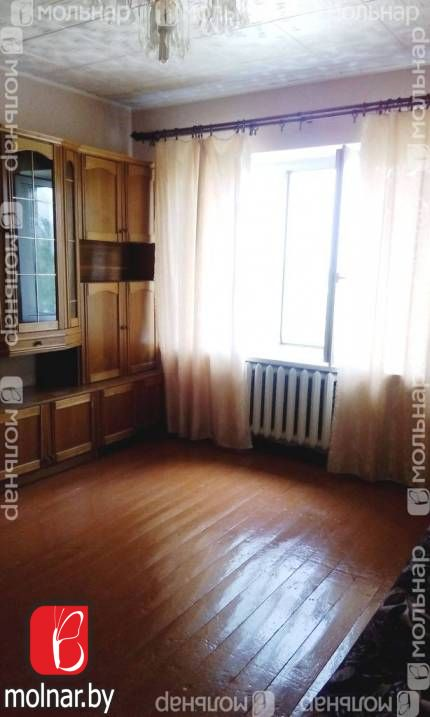 Продается 1-комнатная квартира в г.Молодечно по ул.Б. Хмельницкого,1