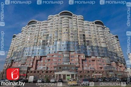 Продаётся квартира 98,5м2 свободной планировки. пр.Дзержинского,125