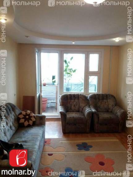 Продается в новом доме трехкомнатная квартира в центре. ул.Старовиленская 97