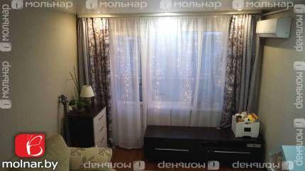 Отличная однокомнатная квартира в Зеленом Луге возле озера. ул.Мирошниченко,9