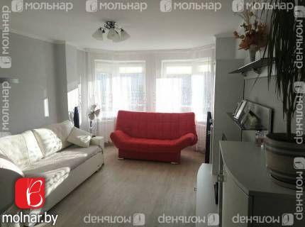 Однокомнатная квартира на  Каменной горке. ул.Притыцкого,97