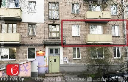 купить квартиру на Коласа ул, 61