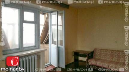 Продается 1- комнатная квартира в г.Борисове. ул.Черняховского,65