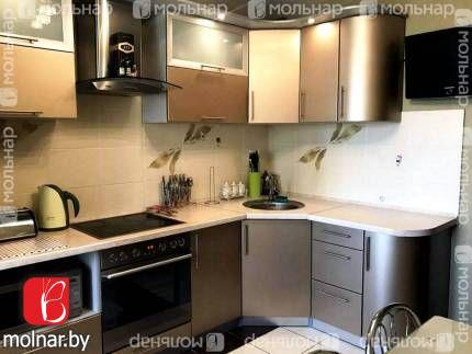 Продаётся 2-х комнатная уютная квартира, в тихом центре Минска. ул.Фабричная,30