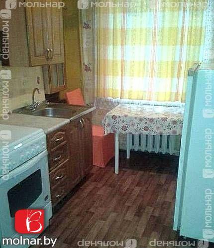 Продам отличную 3-х комнатную квартиру в г.п.Руденске. ул.Покровского,11