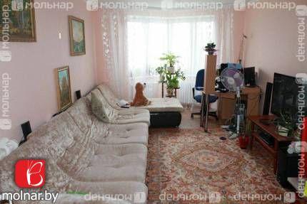Продаётся трехкомнатная квартира в г.Гродно  ул.Томина,12д