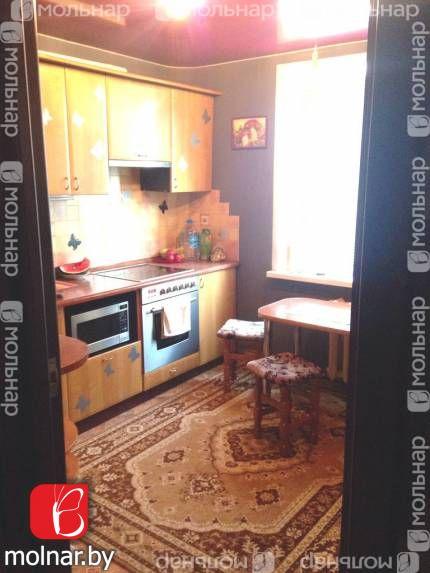 квартира 2 комнаты по адресу Минск, Одинцова ул