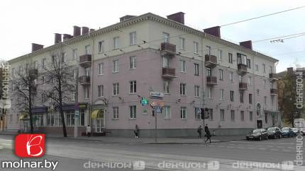 Продаётся уютная квартира в добротном кирпичном доме в центре Минска. ул.Козлова,16