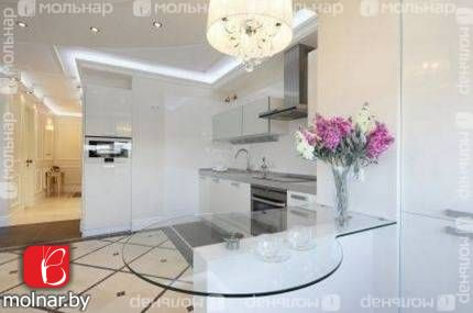 квартира 2 комнаты по адресу Минск, Немига ул