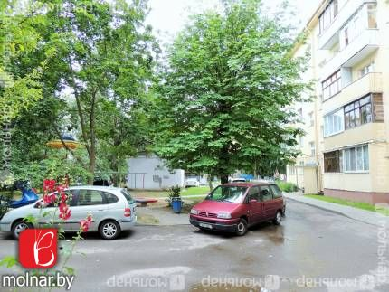 квартира 2 комнаты по адресу Минск, Чорного пер