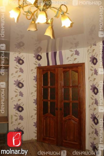 , 3  Продается уютная квартира с хорошим ремонтом в тихом, зеленом районе недалеко от центра