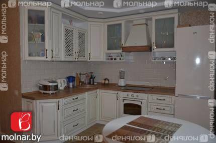 , 8  Живите красиво уже сегодня! Элегантная квартира с дизайнерским ремонтом: итальянская кухня, немецкие обои, чешская сантехника, итальянская мебель