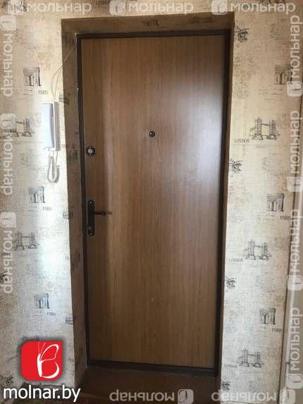 квартира 1 комната по адресу Минск, Бачило ул