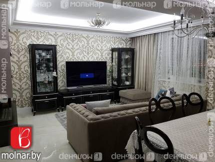 Продаётся квартира с дорогим дизайнерским ремонтом! пр.Дзержинского,24