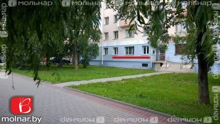квартира 2 комнаты по адресу Гродно, Горького ул