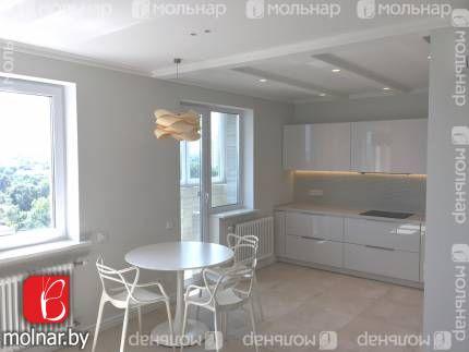 Продаётся квартира с новым ремонтом в новом доме! пр.Дзержинского,9