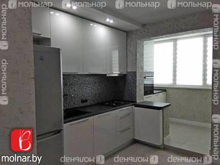 Продается 2-ух комнатная квартира с отличным ремонтом по ул. Огинского, 11