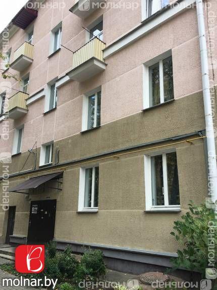 Продается 2-х комнатная сталинка. пер.Козлова,4