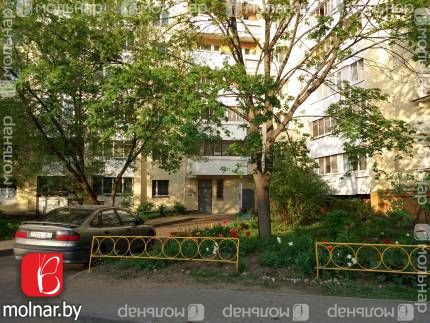 Трехкомнатная квартира в кирпичном доме в центре города. пр.Победителей,47 корп.1