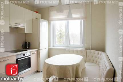 2-комнатная  квартира c отличным ремонтом   по ул. Пуховичская 8 !