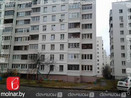 квартира 3 комнаты по адресу Минск, Орловская ул