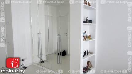 , 136  Продается 2-х уровневая квартира на 25-26 этаже с дизайнерским ремонтом и великолепным панорамным видом