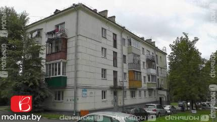 Продаётся трехкомнатная квартира в хорошем состоянии в центре города. ул.Тарханова,13а