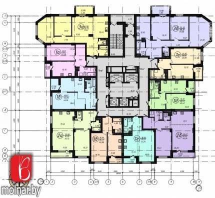 , 22  Предлагаем к продаже квартиру с шикарным видом в замечательном кирпичном доме на побережье!!!  ул