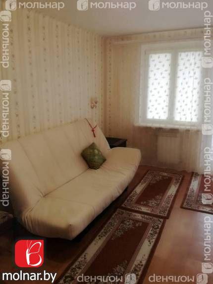 Продаётся отличная однокомнатная квартира в Минске. ул.Чичурина,6