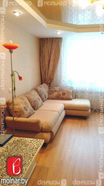 Продажа 3-х комнатной  квартиры  в п.Мачулищи ул.Молодёжная,9 корп.2