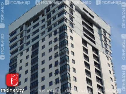 Лебяжий. Новая 2-комнатная квартира на высоком этаже. Улица Мястровская 24.