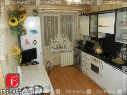 Отличная трёхкомнатная квартира в кирпичном доме