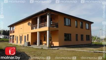 Продаётся шикарная четырехкомнатная квартира в частном доме. п.Чуденичи  пер.Минский