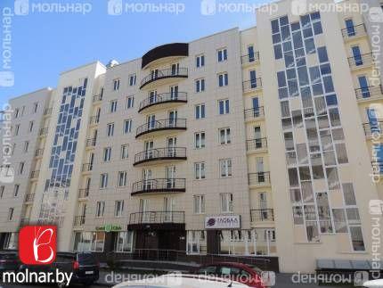 Малоэтажный новый дом в центре Минска. Улица Смолячкова 4