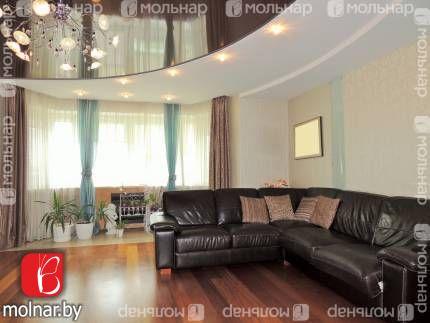 , 81  Продается 3-комнатная квартира с ремонтом высокого уровня в кирпичном доме 2008 года постройки