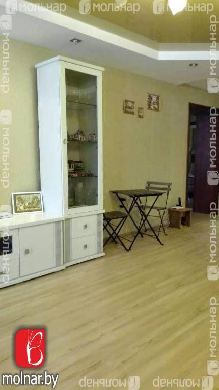 квартира 3 комнаты по адресу Мачулищи, Молодёжная ул