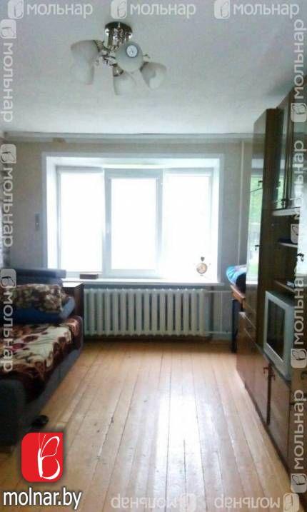 квартира 1 комната по адресу Молодечно, Скорины  ул