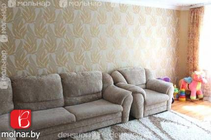 Двухкомнатная квартира с прекрасной планировкой и качественным ремонтом. ул.Лынькова,31