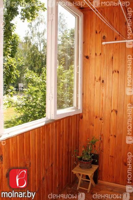 квартира 2 комнаты по адресу Минск, Любимова просп