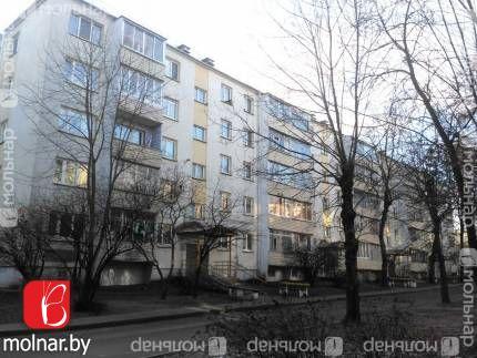 Продается 3-х комнатная квартира на улице Сердича 15 среди зелени и в тишине дворов.