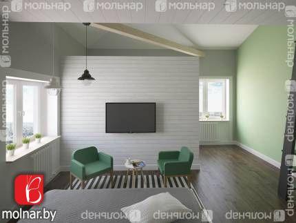 квартира 4 комнаты по адресу Минск, Ржавецкая ул