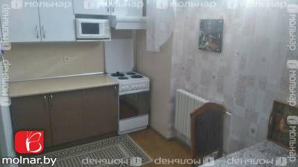 квартира 1 комната по адресу Минск, Калиновского ул
