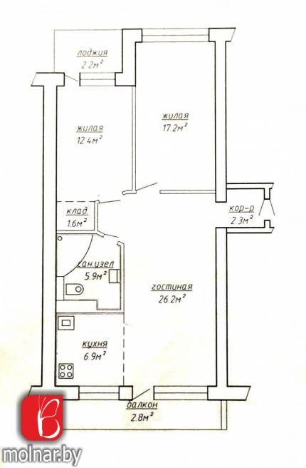 купить квартиру на Логойский тракт, 27